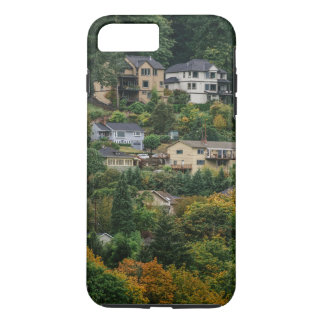 Houses on the hill iPhone 8 plus/7 plus case