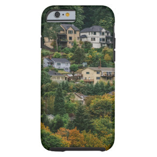 Houses on the hill tough iPhone 6 case