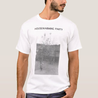 HOUSEWARMING PARTY Graphic T - EP T-Shirt