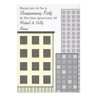 Housewarming Party Invitation - New Apartment