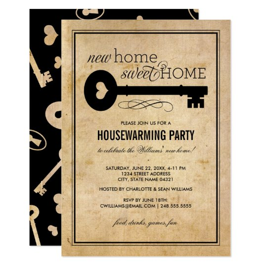 Housewarming Invitations & Announcements | Zazzle Canada