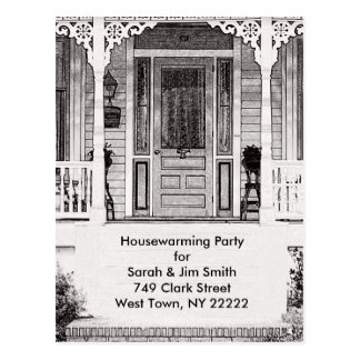 Housewarming Party Post Cards