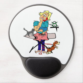 Housewife Gel Mouse Pad