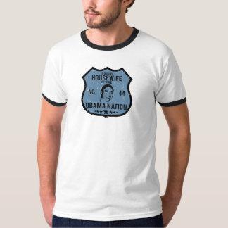 Housewife Obama Nation Tshirt