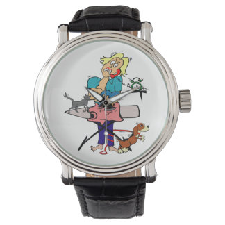 Housewife Wrist Watches