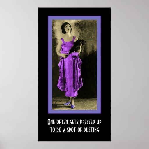 Housework Poster
