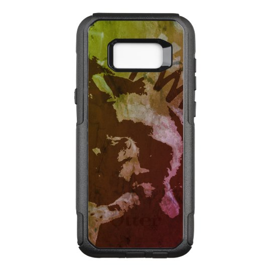 Houshi in 4 colour OtterBox commuter samsung galaxy s8+ case