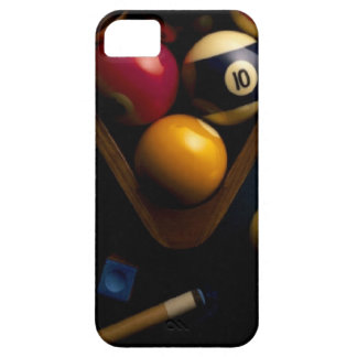 Housing for iPhone 5 model Billiard balls iPhone 5 Case