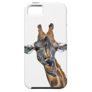 Housing of mobile with Giraffe Cover For iPhone 5/5S