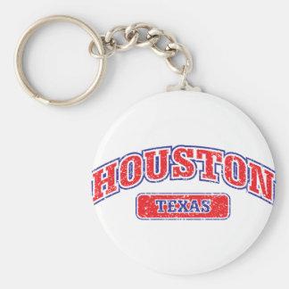 Houston Athletic Keychain
