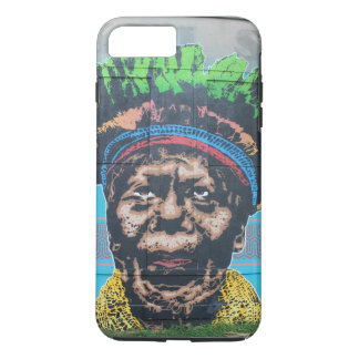 Houston Crisp Art iPhone 8 Plus/7 Plus Case