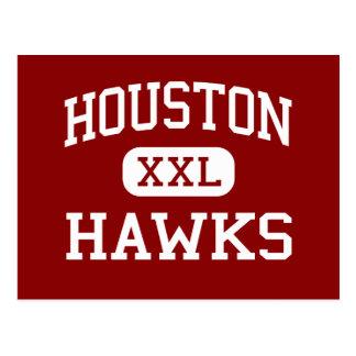 Houston - Hawks - Senior - Houston Alaska Postcard