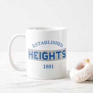 Houston Heights Established 1891 Classic Coffee Mug