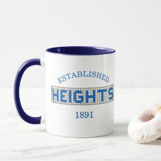 Houston Heights Established 1891 Mug