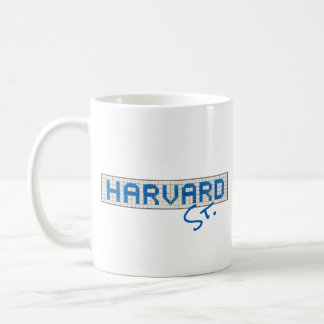 Houston Heights Harvard Street Coffee Mug