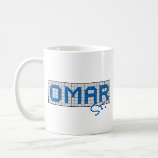 Houston Heights Omar Street Coffee Mug