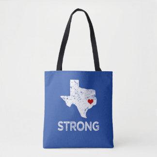 Houston Strong, Hurricane Harvey Texas saying bag