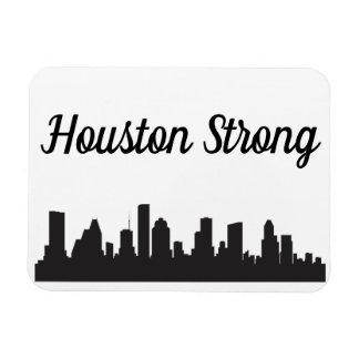 Houston Strong Skyline Magnet