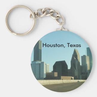 Houston, Texas Key Chain