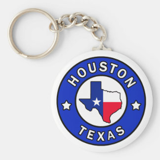 Houston Texas keychain