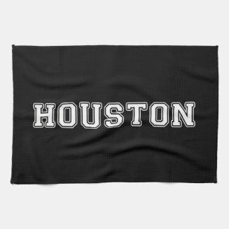 Houston Texas Kitchen Towel