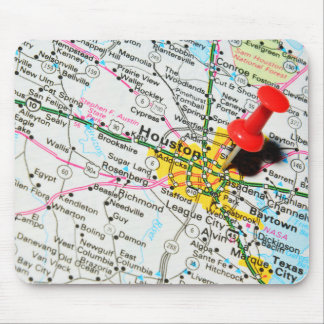 Houston, Texas Mouse Pad