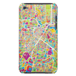 Houston, Texas | Neon Map Case-Mate iPod Touch Case