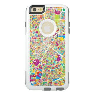 Houston, Texas | Neon Map OtterBox iPhone 6/6s Plus Case