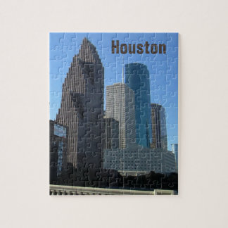 Houston Texas Puzzle