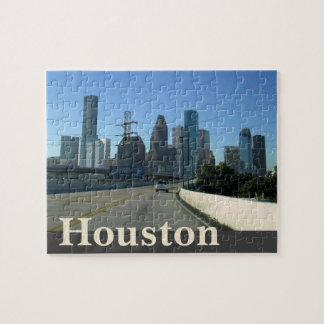 Houston Texas Puzzle