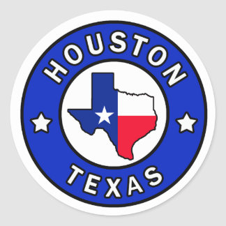 Houston Texas sticker