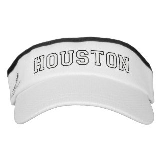 Houston Texas Visor
