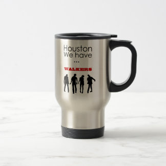 Houston we have… walkers travel mug