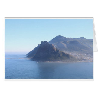 Hout Bay, South Africa Card