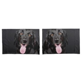 Hovawart dog pillowcase