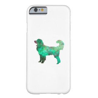 Hovawart in watercolor barely there iPhone 6 case