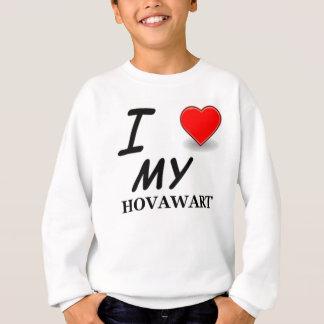 hovawart love sweatshirt