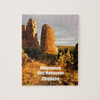 Hovenweep National Monument, CO Jigsaw Puzzle