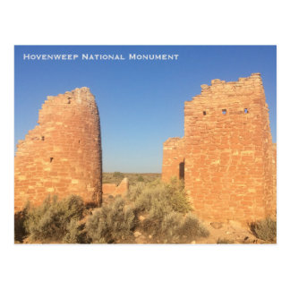Hovenweep National Monument Postcard