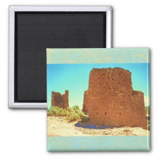 Hovenweep's Ancient Towers magnet