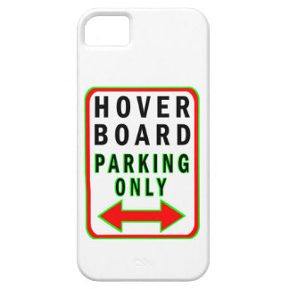 Hoverboard Parking Only Case For The iPhone 5