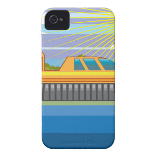 Hovercraft iPhone 4 Case-Mate Case