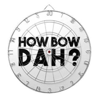 How Bow Dah Dartboards