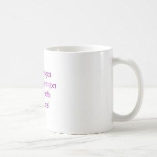 How Dare you Throw my Grandpa off his Healthcare Coffee Mug