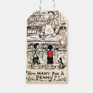 How for Many to Penny? - It labels Pack Of Gift Tags