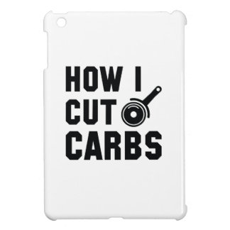 How I Cut Carbs iPad Mini Cover