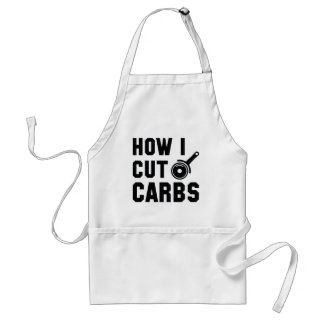 How I Cut Carbs Standard Apron