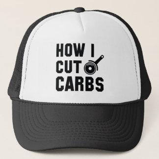 How I Cut Carbs Trucker Hat