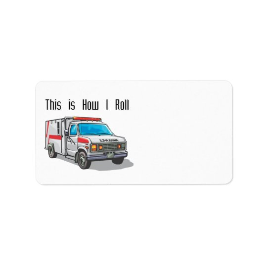 How I Roll Ambulance