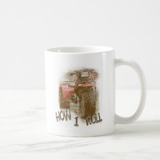 How I Roll - ATC Trike Three Wheeler Coffee Mug